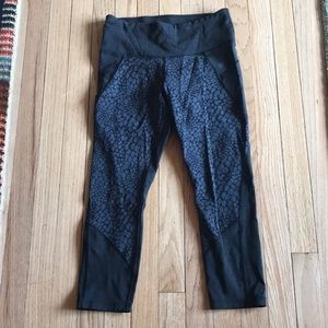 Athleta cropped pant. Size Small